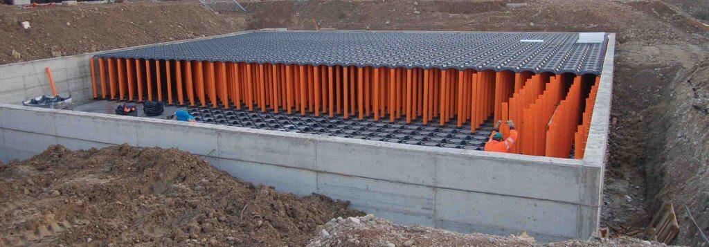 Water Attenuation Tank Design 2